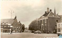 Breda - Princenhage - Haagse Markt - 1961.
