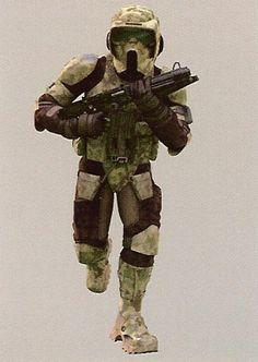 clone troopers | Clone scout trooper - Wookieepedia, the Star Wars Wiki