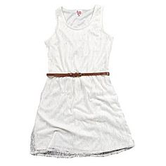 A'nD Dress Lace Dress - girls dresses, lilac for the flower girls, cream for junior b/maid with belt replaced with satin sash
