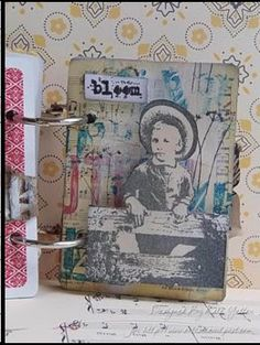 Artistic Outpost: Deck of Cards - Mini Album