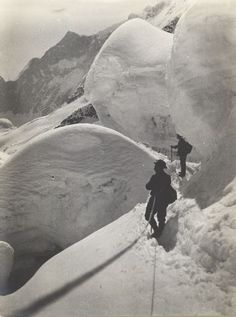 Am Weg zur Berglihütte. Ans_05188-050-AL Multimedia, Mount Everest, Mountains, Snow, Travel, Random, Trips, Viajes, Traveling