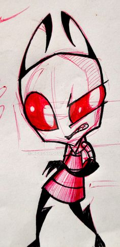 ZIM by KGBunn.deviantart.com on @DeviantArt