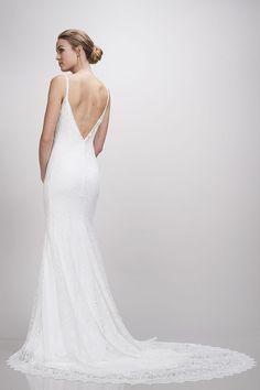 Theia Bridal Camila Slip Dress