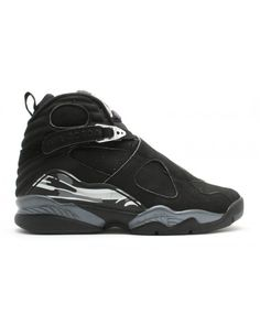online store ed4bb 24755 Air Jordan 8 Retro Chrome Black Chrome 305381 001