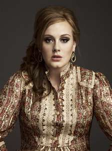 Adele sings it like it is, what a voice! I love her music!!!