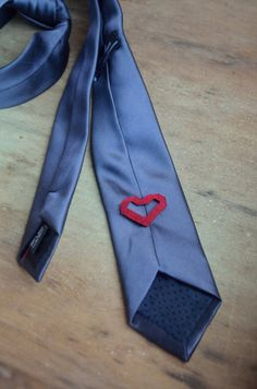 Iron on Necties Suit & Tie Accessories gift Valentine day Brother gift grandfather Wedding patch anniversary him gift for groom best man