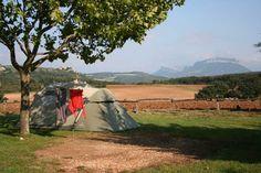 Campsite Rhone/France