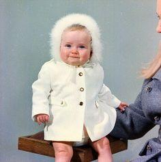 kindje Pikaar maart 1971