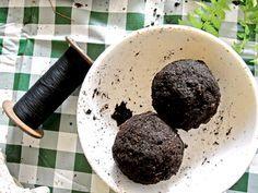 "How to Make ""kokedama"" string garden Bonsai Soil, Bonsai Plants, Plant Experiments, String Garden, All Craft, Plantation, Cool Plants, Air Plants, Indoor Plants"