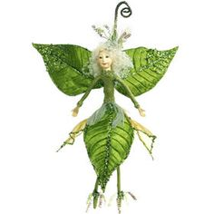 Picture of Poinsettia Fairy- 16-in