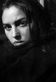 Tristessa...  //  Ferdinando Scianna, Monica Bellucci, Porticello, Sicily,1991