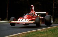 Clay Regazzoni 1974 (qualifying: 7:01,1)
