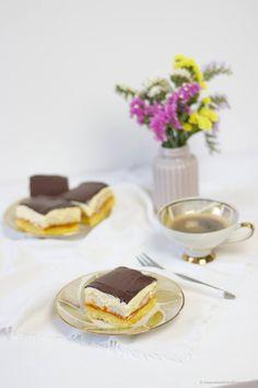 Leckere Bananenschnitten vom Blech, perfekt zum Nachmittagskaffee, von Sweets and Lifestyle