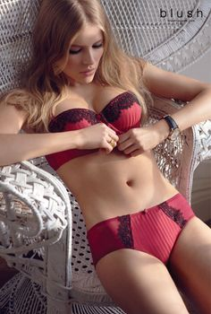 609489da5fa5 Blush - Divine Opulence Blush Lingerie, Sexy Lingerie, Women Lingerie,  Beautiful Lingerie,