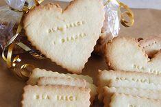 Waniliowe ciasteczka dla babci i dziadzia