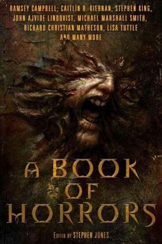 A collection of original horror and dark fantasy from the worlds best writers…