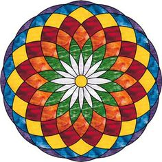 Mandala Coloring Pages Mandala Art, Mandala Drawing, Mandala Design, Folk Art Flowers, Flower Art, Barn Quilt Designs, Simple Mandala, Mandala Coloring Pages, Fused Glass Art