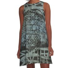 http://www.redbubble.com/people/bestree/works/21071554-patterned-with-black?p=a-line-dress&rel=carousel.  $65
