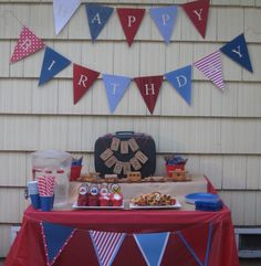 All Aboard! Max's 4th Birthday Party Train | Project Nursery