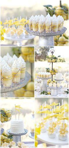 lemon garden party #Cake