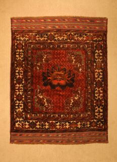 Original_Turkmen_Carpet_Soumak  Size:170x130cm