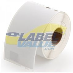Seiko LV-SLP-RSLC Compatible Clear Shipping Labels #labels #labelvalue #Seikolabels
