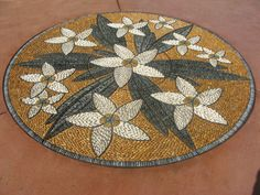 My Art Is A Burning Fire In My Heart: John Botica's Pebble Mosaics (Part Two)   Mosaic Art NOW