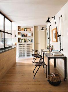 Editar la entrada < Eclecticmanía — WordPress Home Office, Decor, House Interior, Interior Deco, Furniture, Apartment Decor, Home, Home Decor, Small Apartments