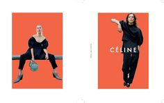 Image result for celine ad campaigns