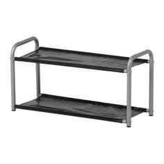 LUSTIFIK Hattu-/kenkähylly  - IKEA