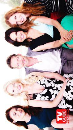 Emilie, Jen, Sean, Lana and Rebecca at SDCC 2015 :)