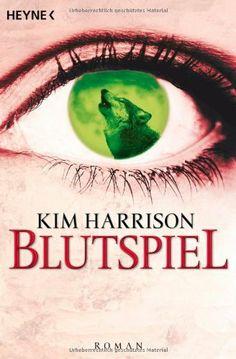 Blutspiel: Rachel Morgan 2 / Kim Harrison