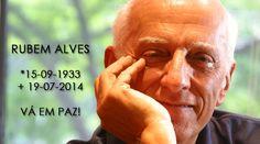 Hoje perdemos um dos escritores mais queridos do Brasil. Rubem Alves, com sua simplicidade e capacidade contar histórias, sempre fez de nossos