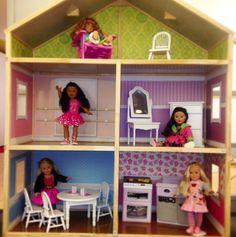 Dollies Dreamhouse On Pinterest 18 Inch Doll Soft Dolls