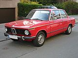 BMW 2002 tii I bought a car like this as a restoration project in 1985. The engine was rebuilt the suspension and brakes were replaced and the bodywork given a bare metal respray. Reluctantly sold  1992 for something more practical.