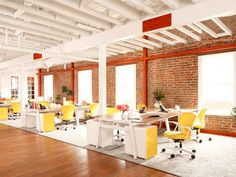 Your job interior could be affecting your health!