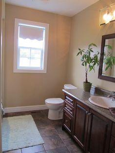 Main Bath, more of my light fixtures via the internet,