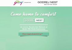 Godrej Properties a well-known builder of India, introduces Godrej Nest at Sector 150 Noida. The project is seamlessly awesome upcoming residential apartments of Noida. The famous architect has given their plan to make it greenery apartments at Noida Expressway.