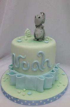 Dinosaur cake /Samantha's Cake Design