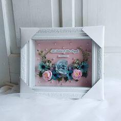Mahar by Lavana Wedding 💙 Kitchen Cupboard Organization, 3d Frames, Engagement Invitations, Handmade Frames, Picture Design, Doa, Wedding Designs, Diy Gifts, Framed Art