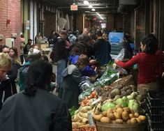 There is nothing quite like the hustle and bustle of a great farmers market.