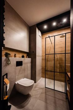 Bathroom Design Luxury, Modern Bathroom Decor, Modern Bathroom Design, Small Bathroom, Modern Bathrooms, Master Bathrooms, Bathroom Inspo, Bathroom Ideas, Bathroom Design Inspiration