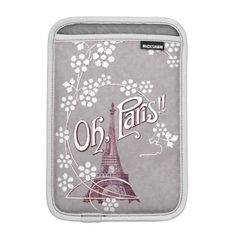 =>Sale on          	Vintage Eiffel Tower Oh Paris France Daisy Sleeve For iPad Mini           	Vintage Eiffel Tower Oh Paris France Daisy Sleeve For iPad Mini lowest price for you. In addition you can compare price with another store and read helpful reviews. BuyHow to          	Vintage Eiffel...Cleck link More >>> http://www.zazzle.com/vintage_eiffel_tower_oh_paris_france_daisy_ipad_sleeve-205189016772671973?rf=238627982471231924&zbar=1&tc=terrest