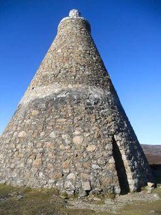 on Hill of Rowan Tarfside, north of Edzell Rowan, Irish, Spaces, Building, Travel, Construction, Trips, Irish Language, Buildings