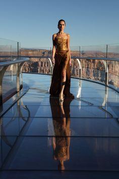 Nina Athanasiou´s Grand Canyon Skywalk!