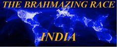 """The Brahmazing Race Brahma is your host for the """"Brahmazing Race"""" in which Team Dharma (Rama and Sita) and Team Asura (Ravana and Surpanakha) compete for the big prize, racing all over India. LINK: https://sites.google.com/site/brahmazingrace/"""