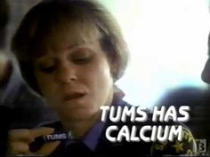 Tums Commercial 1992