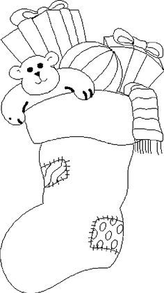 Christmas doodle coloring pages  Christmas Crafts  Pinterest