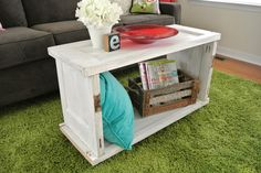 Coffee-Table-from-Doors.....upcycle!