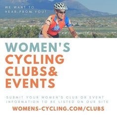 Submit your women's cycling club team or event to be listed in our directory! We will be highlighting clubs and events from our directory through out the year.     http://ift.tt/2oZfBnI  ### #womenscycling #cyclechic #lovemybike #bikegirl #mtbgirl #bikegirls #ridelikeagirl #moregirlsonbikes #bikelife #fromwhereiride